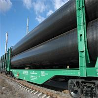pipe transport